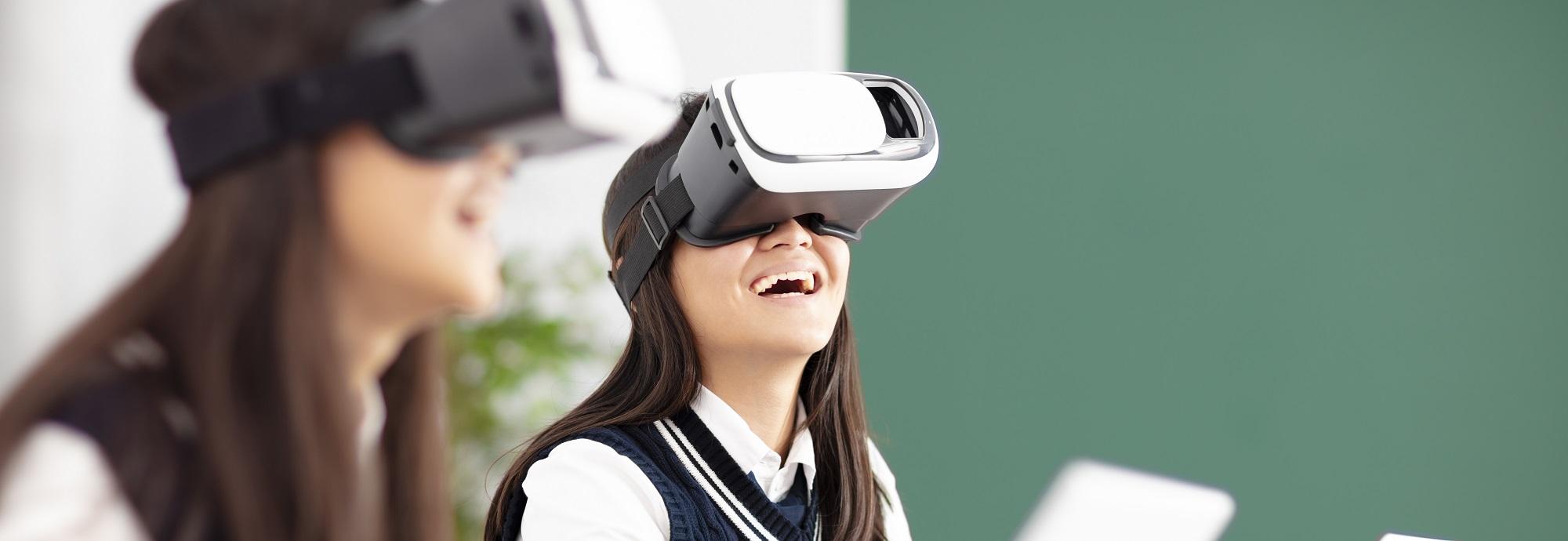 AR/VR技術を活用した体験型学習や遠隔授業の実現